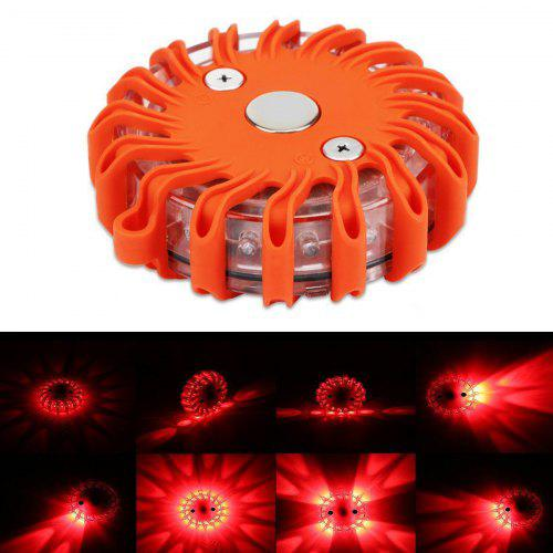 New 3 Colors Rechargeable Car Rescue Emergency Vehicle Haze LED Warning Lights