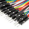 Jumper Wire Dupont Cable 120pcs - MULTI-A