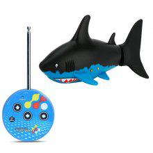 Gearbest price history to Magical RC Shark Toy Remote Control Underwater Boat for Children