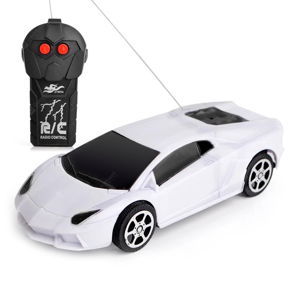 Two-channel Wireless Electric RC Car Model