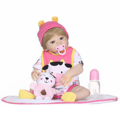 NPK Full Silicone Rebirth Doll Toy