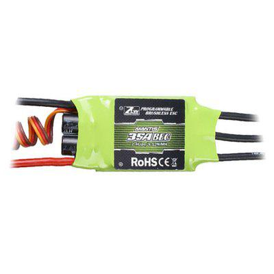 Mantis 65A SBEC 5A Helicopter Ducted Fixed Wing Brushless ESC