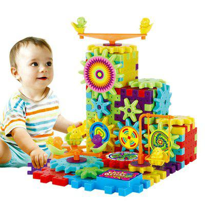Kids Changeable Dynamoelectric Building Block