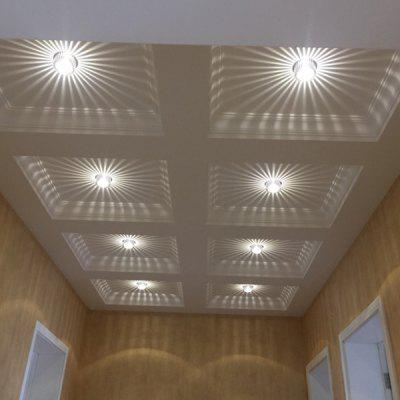 3W Wall Mounted Porch Hallway Ceiling Recessed Down-light