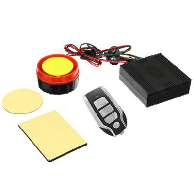 Anti-theft Engine Start Remote Control Motorcycle Security Alarm System