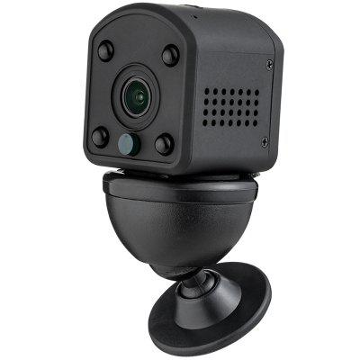 Mobile Remote HD Night Vision Wireless Indoor Fisheye Home Camera