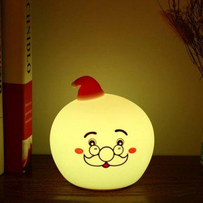 USB Rechargeable Silicone Old Night Light