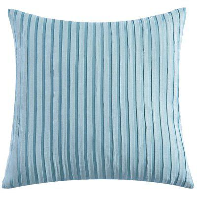 Polyester-cotton Striped Sofa Cushion Hug Pillowcase