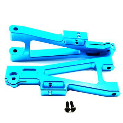 JLB Racing EA1001 1 / 10 Brushless RC Car Spare Parts Metal Upgrades Lower Swing Arm 2pcs