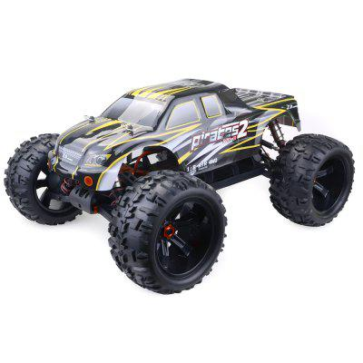 ZD Racing 9116 - V3 4WD Monster Truck with 120A ESC 4068 Brushless Motor without Battery