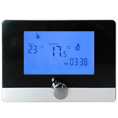 HY04BW LCD Digital Temperature Controller Wall-hanging Smart Thermostat 5A