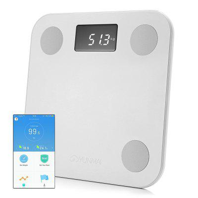 YUNMAI Mini 1501 Bluetooth 4.0 Smart Body Fat Scales