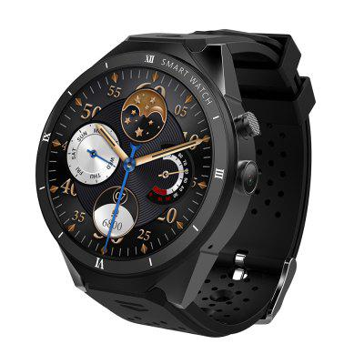 Gearbest Only $89.99 for Alfawise KW88 Pro 3G Smartwatch Phone - BLACK