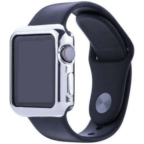 online store d74d4 52a69 Electroplated Protective Case for iWatch iOS 1 / 2 / 3 Generation