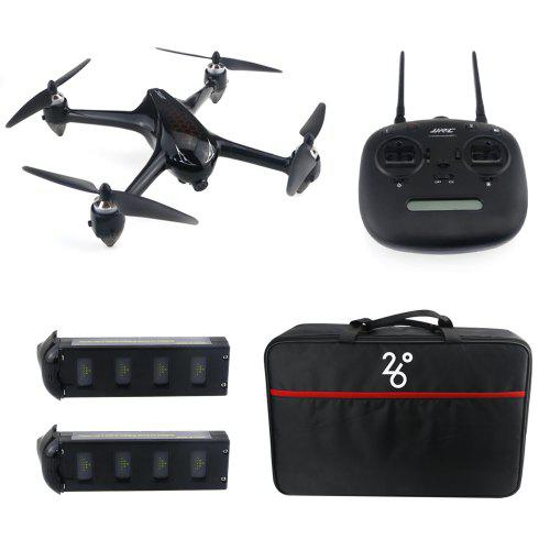 JJRC X8 5G WiFi 1080P Camera FPV RC Drone GPS Positioning Altitude Hold Quadcopter