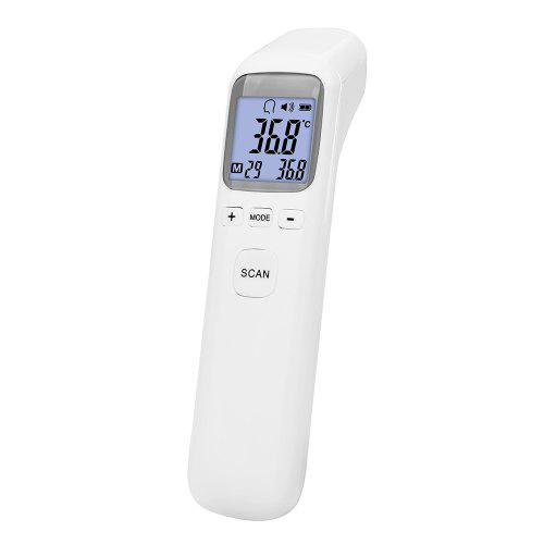 Alfawise CK T1803 Medical Digital Infrared Thermometer WHITE