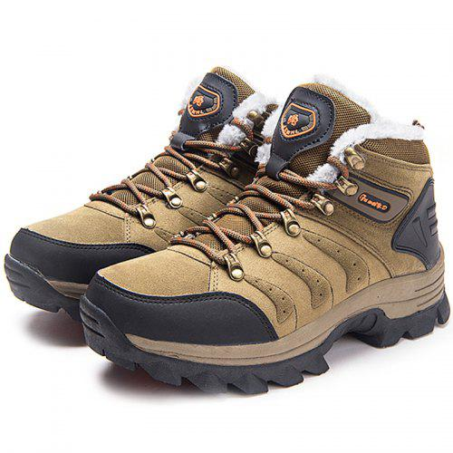 8bca44103d9 Male Casual Outdoor Hiking Boots