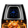 AF202 Oil-free Household Electric Air Fryer - BLACK