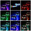 ZDM 5M 24W Waterproof RGB Light LED Strip Light met IR Afstandsbediening DC12V - RGB KLEUR (24 SLEUTELS)