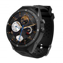 21% OFF Alfawise KW88 Pro 3G Smart Watch with Independent Phone / Camera - Best Online shopping