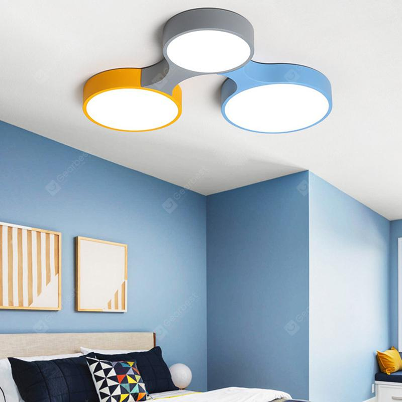 Simple Fashion LED Ceiling Light for Home