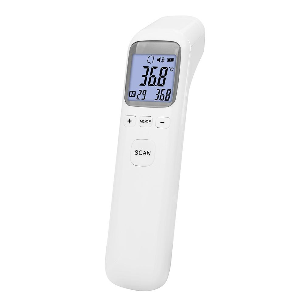 Alfawise CKT1803 Medical Digital Infrared Thermometer White