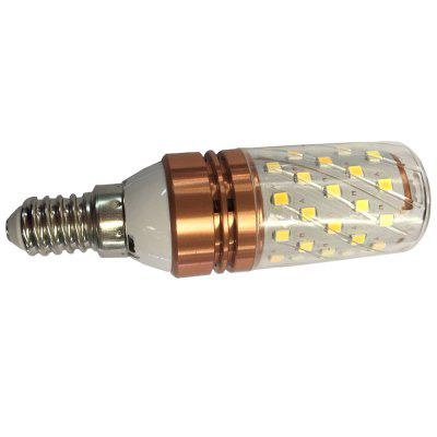 Two-color LED E14 12W Bald Strong Candle Bulb