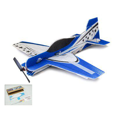Dancing Wings Hobby EPP Micro RC Avion - Model cadou KIT