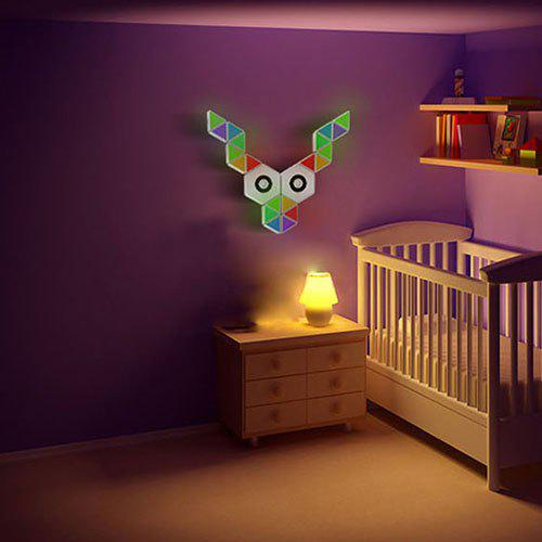 Smart Jigsaw Puzzle Night Light per la decorazione domestica