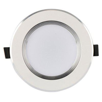 LED Integrated Downlight Clothing Store Spotlight 2.5 inch Opening Embedded Waterproof LED Ceiling Light Home Decoration Hole Lamp