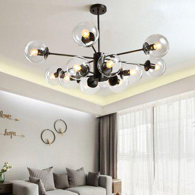 9048 Nordic Living Room Modern Minimalist Creative Personality Restaurant Bedroom Hanging Lamps