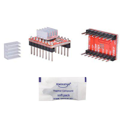 High Quality Stepper Driver Model + Heat Sink