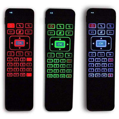 P3 Wireless RGB Backlight Air Mouse