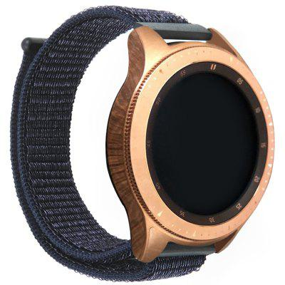 Velcro universal nylon loopback strap 22MM for Samsung Gear S3 / galaxy watch