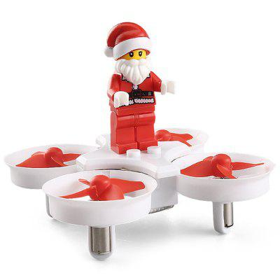 JJRC Santa Claus Gift Quadcopter RC Drone Remote Control Flying Toy