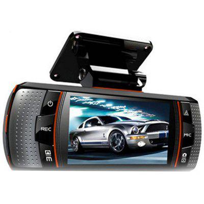 Dual Lens Mini Auto Car DVR Camera A1 Video Recorder Full HD 1080P 2.7 Image