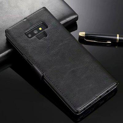 ASLING Mobile Phone Protective Case with Stand  Wallet Credit Card Slot for Samsung Galaxy Note 9
