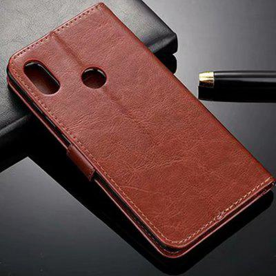 ASLING Mobile Phone Protective Case with Stand  Wallet Credit Card Slot for Xiaomi Mix 2S