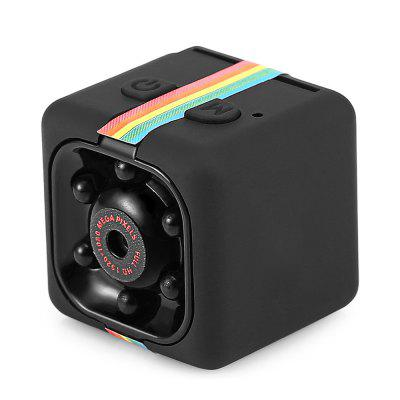 Refurbished Quelima SQ11 Mini Camera 1080P HD DVR