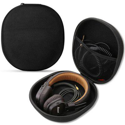 Dust-proof Shatter-resistant Shockproof Anti-dirt Portable Bluetooth Headset Cable Storage Bag