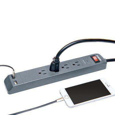 SK24 US Standard Tow Board with USB Charging Socket Power Outlet