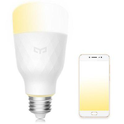 Discount Yeelight YLDP05YL Smart LED Bulb Dimmable AC 100 - 240V 10W