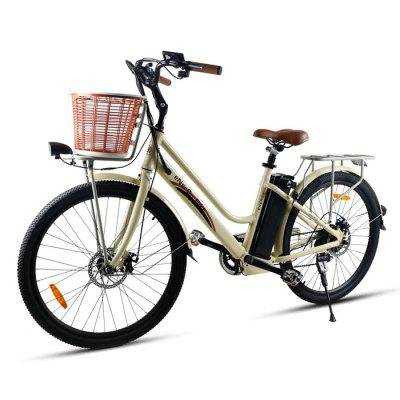 QS26 Outdoor Electric Bicycle Smart Bike  Image
