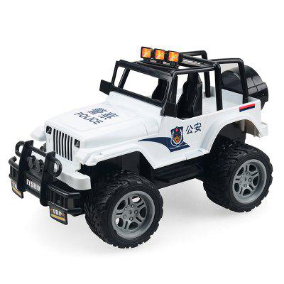 6063 1:18 4CH 20 km / h Controle Remoto Off-road Car Toy Modelo Presente