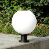 EXPC 0101 2500mAh Simple Solar Ball Light - BRANCO