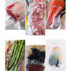 Food Grade 20 x 500 Roll Vacuum Food Bag - TRANSPARENT