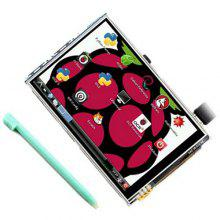Display Raspberry Pi 3B+ 35 Inch Touch Display Plus Touch Pen - Multi-A