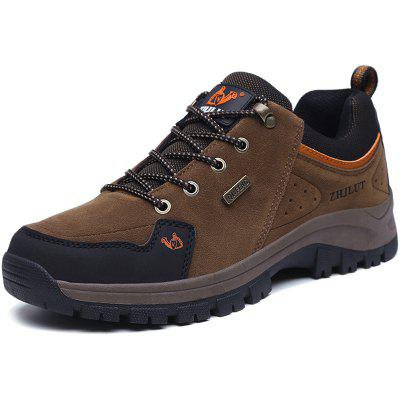Men Leisure Comfortable Outdoor Sports Hiking Shoes