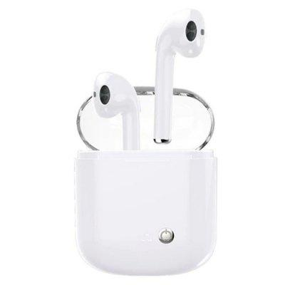 I7S - TWSplus Transparent Cover Mini Universal Wireless Bluetooth Headphone