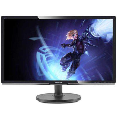 PHILIPS 216V6LSB2 20.7 inch LED Widescreen LCD Computer Monitor